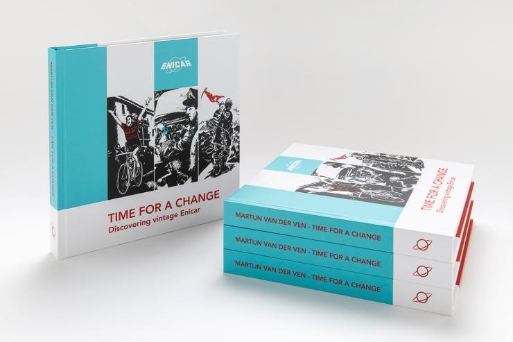 Enicar boek Martijn van der Ven schrijver auteur storytelling
